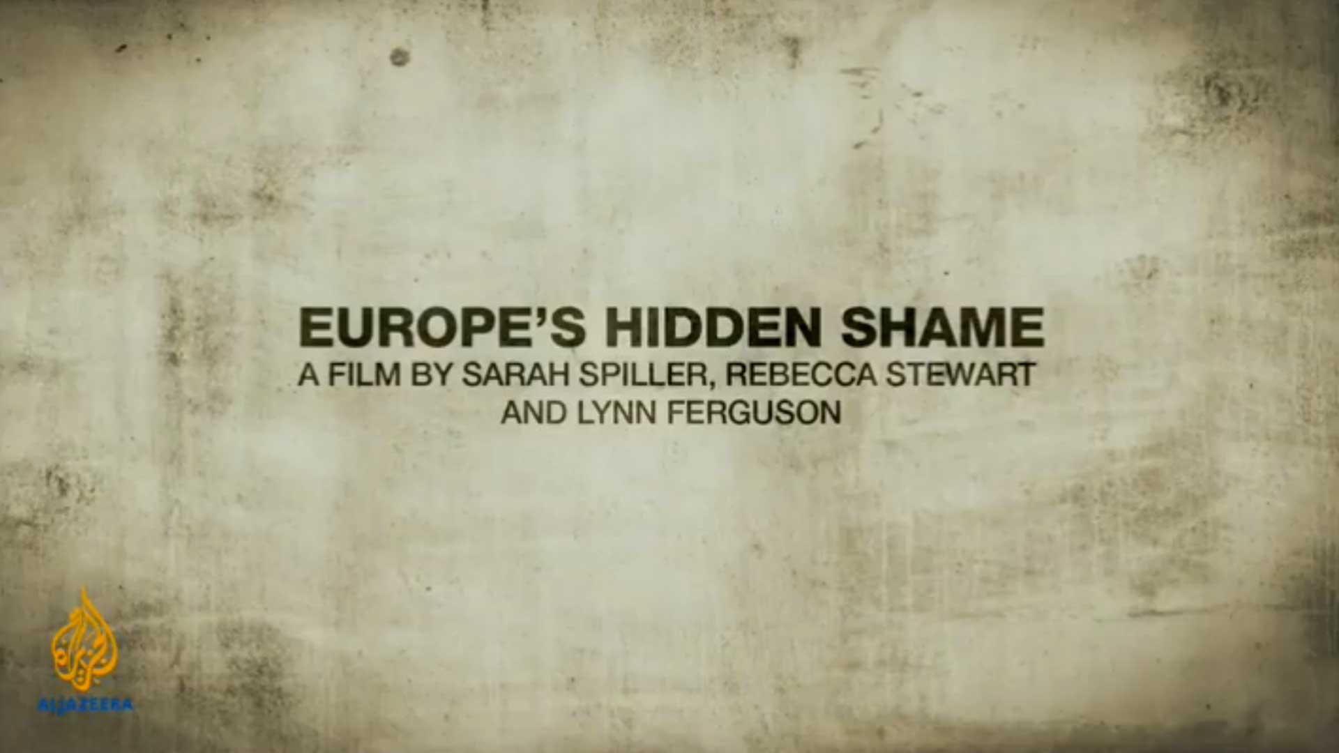 Europe's Hidden Shame